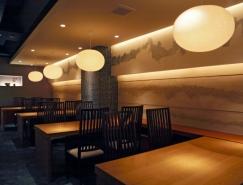 兵庫縣KAY日本料理餐廳設計