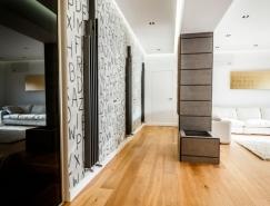 意大利Monolithic现代时尚公寓设计