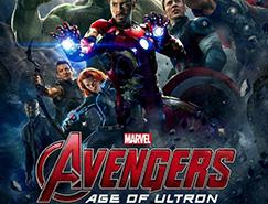 电影海报欣赏: 复仇者联盟2:奥创纪元(Avengers:
