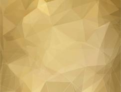 几何形立体背景矢量素材