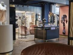 维也纳Lingerie Atelier内衣专卖店设计
