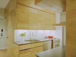 纽约45平米创意小空间住宅设计