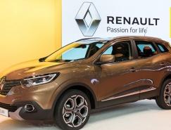 雷諾汽車(Renault)采用全新的LOGO和口號