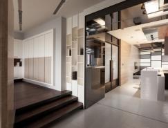 台湾Lo Residence现代简约风格公寓设计