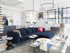 Cloud Design:旧厂房改造成Loft公寓