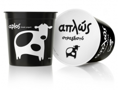 Aplos酸奶包裝設計