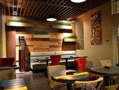 罗马尼亚Phii 16经典的英式风格小资格调餐厅设计