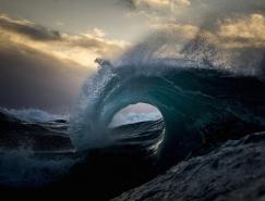 Ray Collins摄影作品欣赏:雄伟的海浪