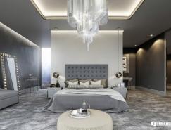 8个豪华卧室装修设计