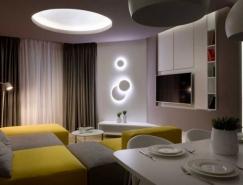 基辅87平米Moon Box公寓设计