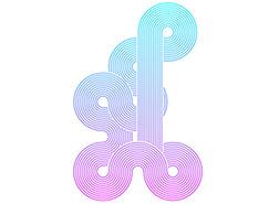 用AI制作线性条纹几何艺术图案