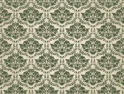 复古花纹无缝背景矢量素材(3)