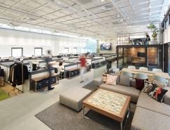 日本DRAFT开放式办公空间设计