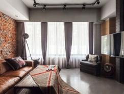 CHI-TORCH:台北工业风格公寓设计