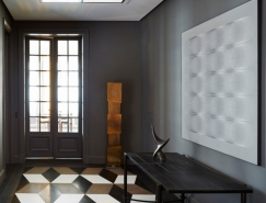 Paris Solferino巴黎现代公寓设计