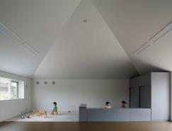 熊本市HAKEMIYA幼儿园设计