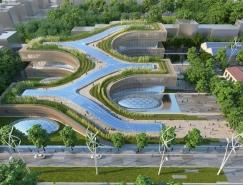 智能生态系统:罗马科学城规划方案