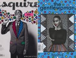Ana Strumpf:杂志封面的二次创作涂鸦