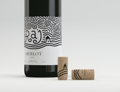 RAJ葡萄酒品牌包装设计