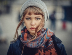 Maxim Guselnikov时尚肖像摄影欣赏