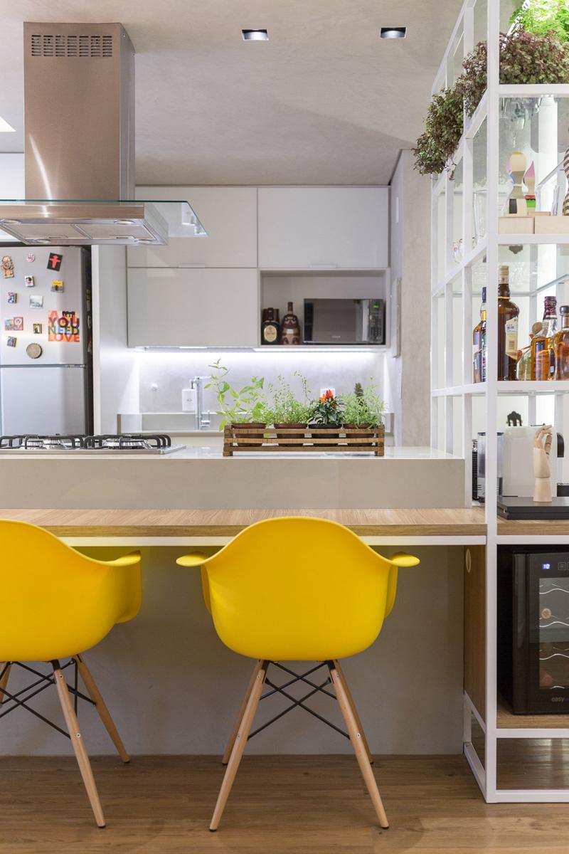 巴西利亚70平米简约温馨的公寓设计