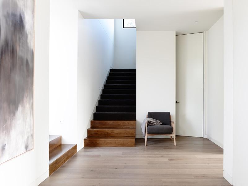墨尔本robinson舒适极简的别墅设计 设计之家