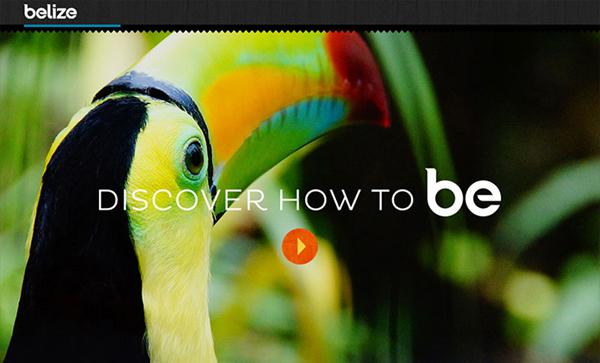 40个漂亮的国外单页面网站设计