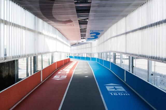 Nikken Sekkei: 日本成田机场3号航站楼