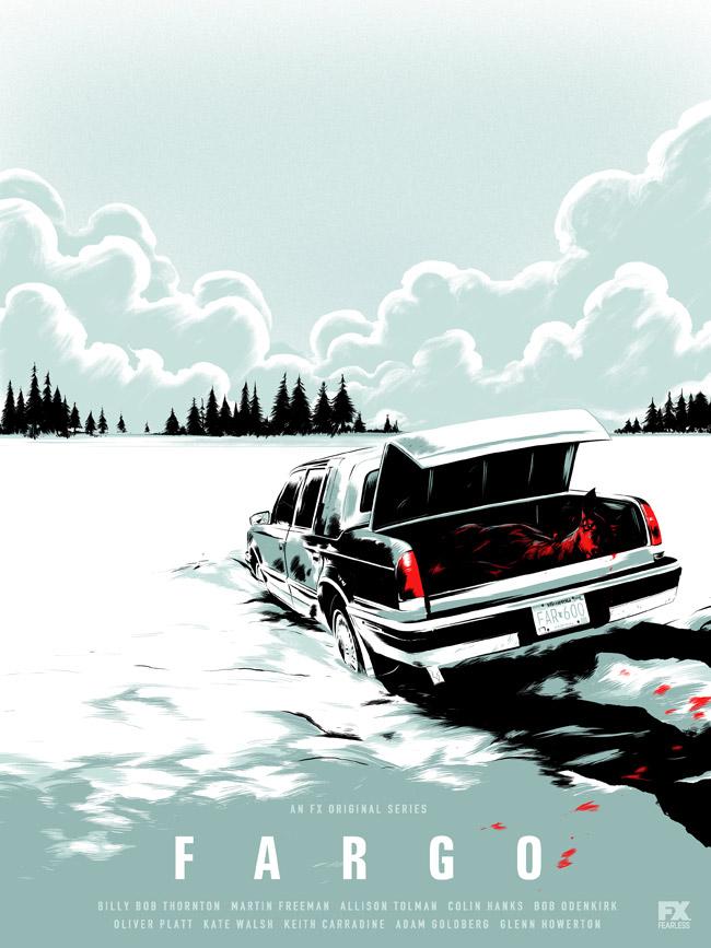 Matt Taylor美式风格复古经典插画作品