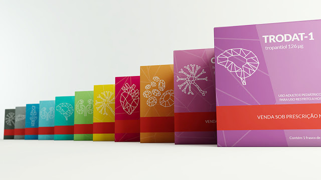 RPH药品包装设计欣赏
