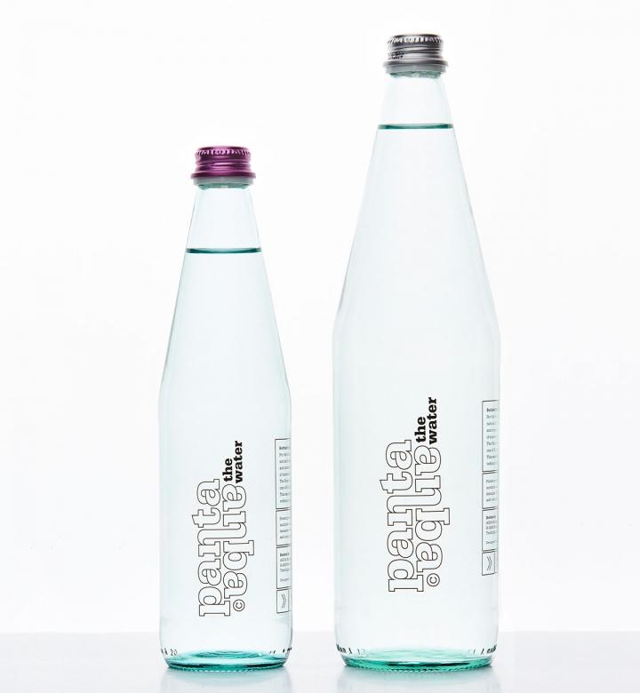 aqua纯净水包装设计