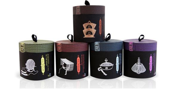 30款创意茶包装设计(3)