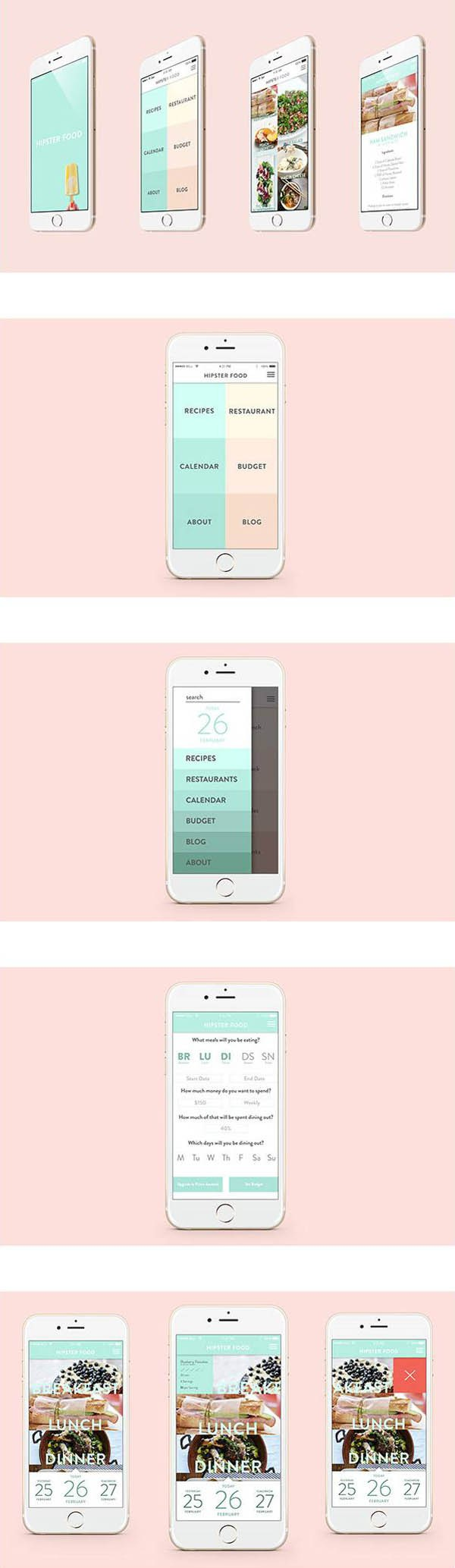 精美的手机APP应用UI设计作品集(5)