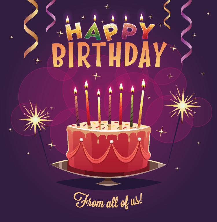 Uu >> 24岁生日快乐素材_素材分享