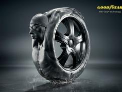 Goodyear轮胎平面广告欣赏