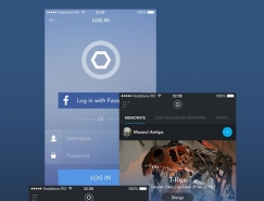 精美的手機APP應用UI設計作品集(4)