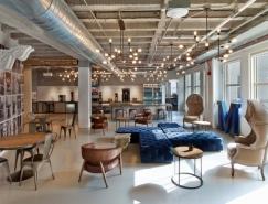 摩托罗拉移动芝加哥办公室设计