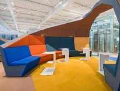 布加勒斯特机场候机休息厅设计