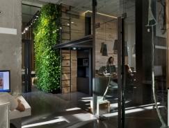 极简主义与阁楼元素:基辅Makhno工作室办公空间设