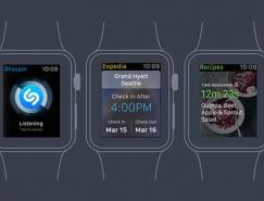设计新领域!Apple Watch设计入门