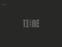 Lucas Gil-Turner:根据字形字义创作的文字logo澳门金沙真人