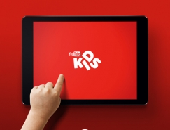 YouTube Kids品牌和UI设计