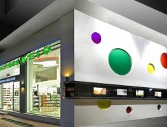 希腊APMAKEIO药妆店设计