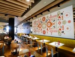 PizzaExpress(马上诺)伦敦餐厅设计