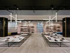 立陶宛Shoe Gallery鞋店设计