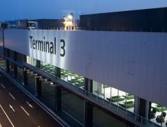 Nikken Sekkei: 日本成田機場3號航站樓