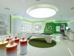 首尔Gang-nam安利广场旗舰店设计
