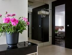 华沙150平大气优雅的公寓设计