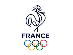 法国奥委会启用新Logo