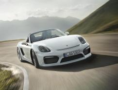 2016款保时捷Porsche Boxster Spyder跑车